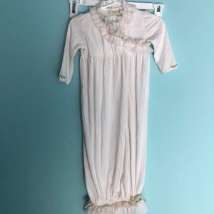 FREE WITH PURCHASE vintage baptism dress?